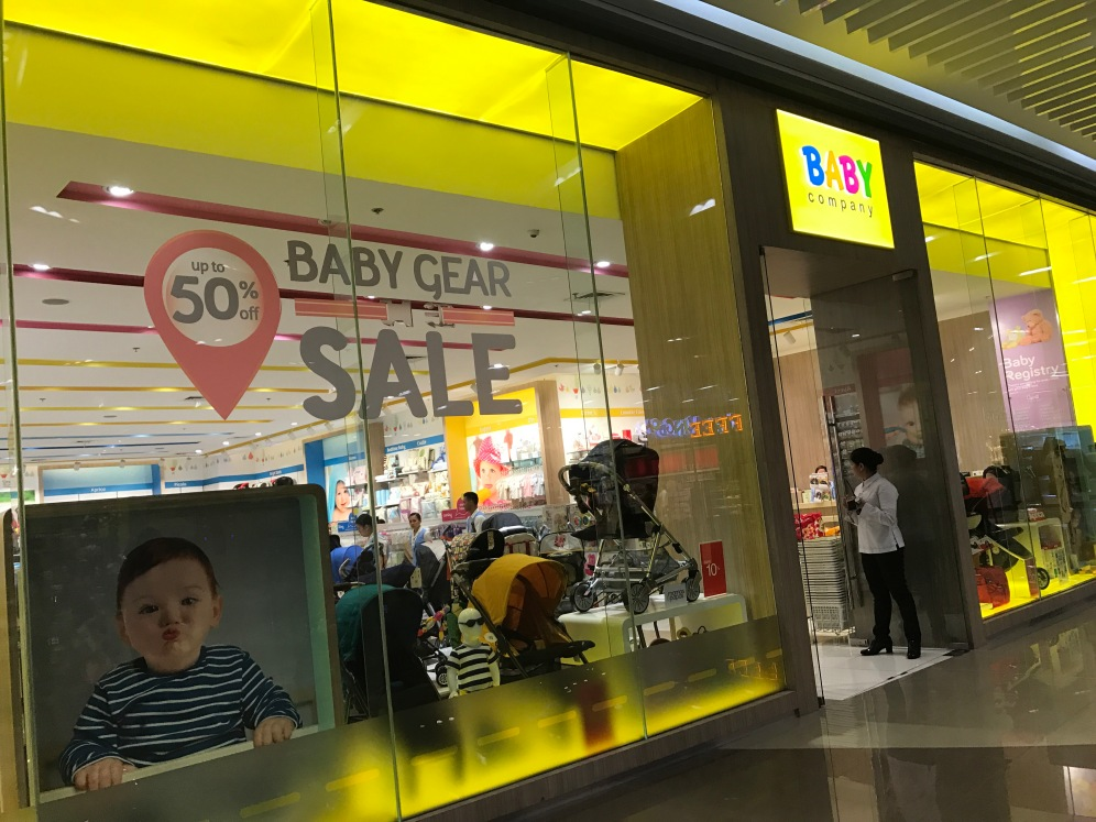 Baby Company Baby Gear Sale 2017