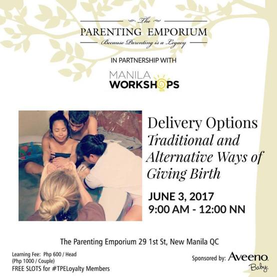 pregnant event, mom event, pregnant workshop