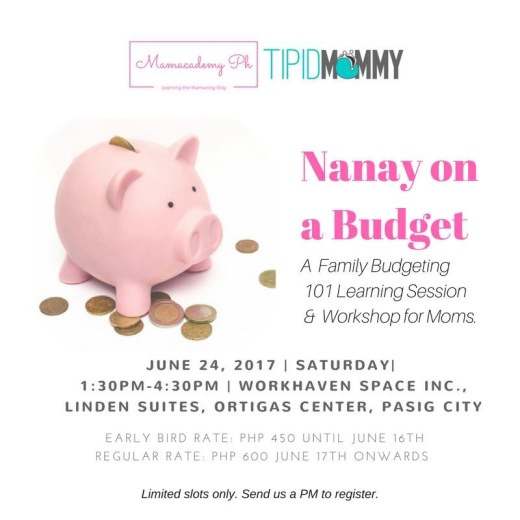mom event, mom workshop
