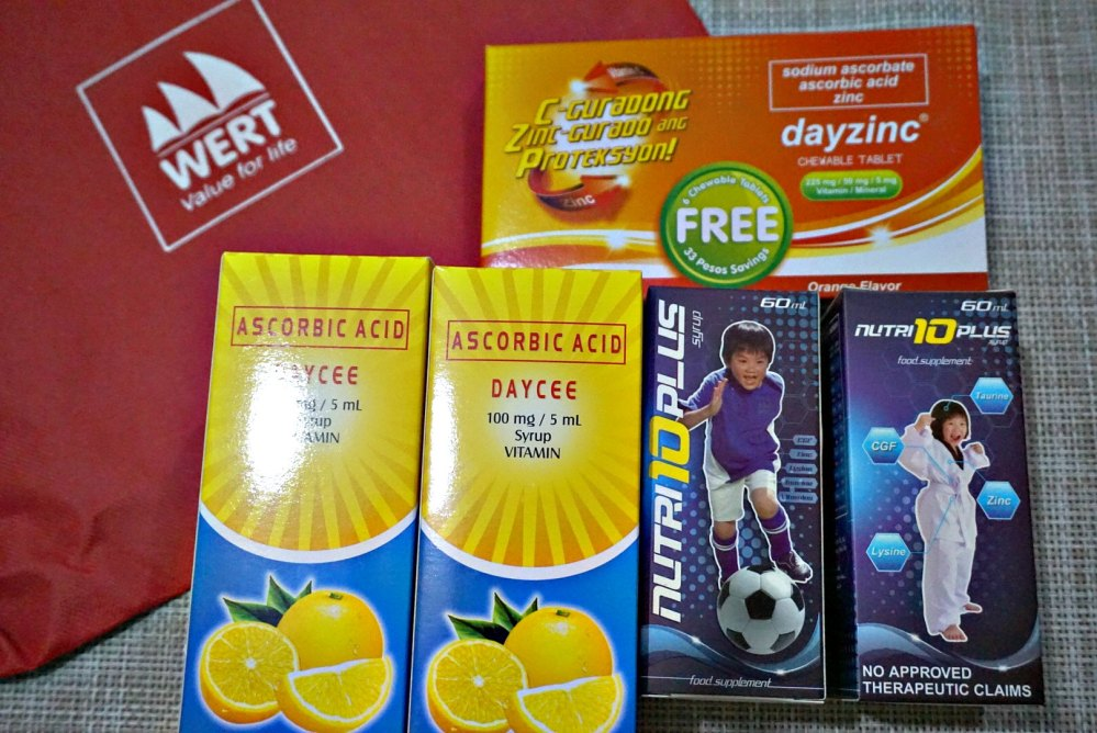 nutri10 plus, daycee vitamins