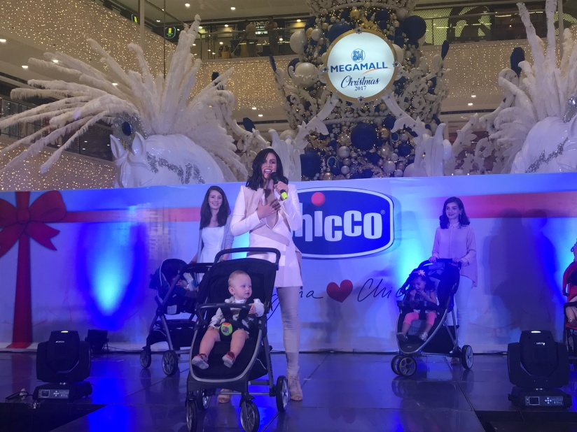 Georgina Wilson, Chicco endorser, Baby Archie, Chicco Philippines, A Happy Chicco Christmas