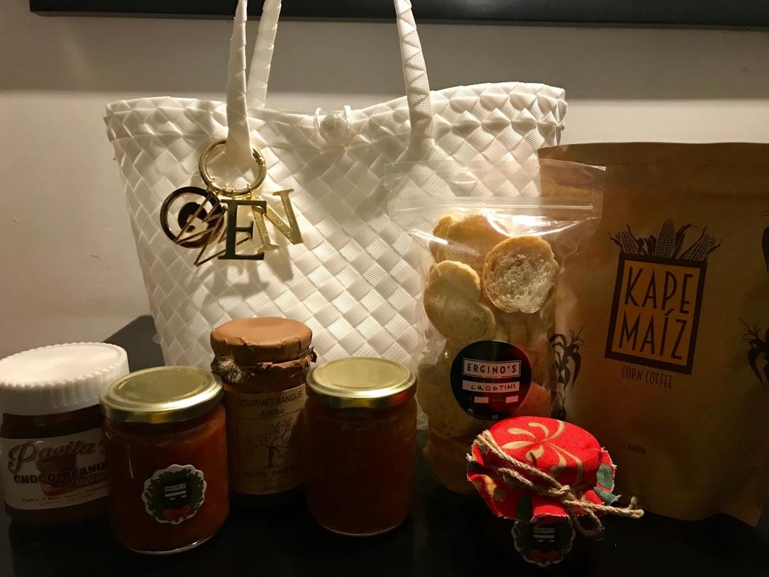 D'crafts bayong bags Christmas gift
