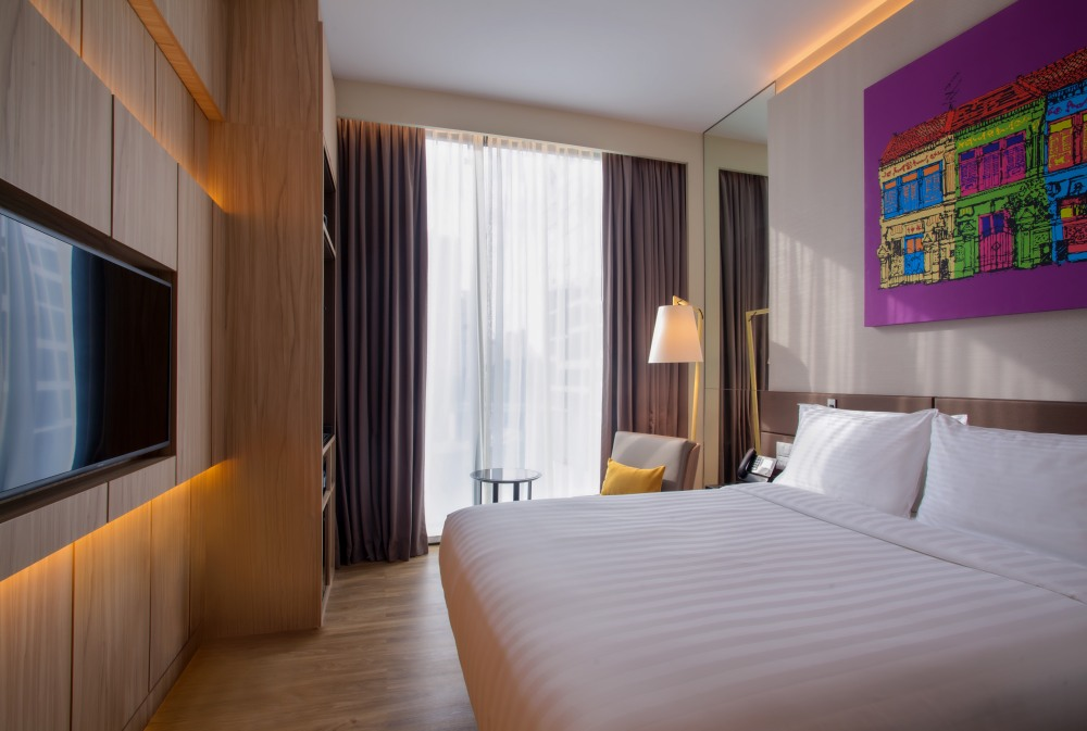 Mercure Singapore, singapore hotel, singapore accommodation