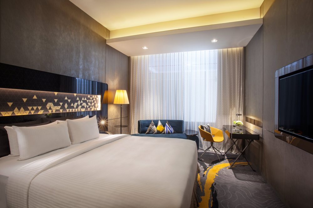 Novotel Stevens Hotel Singapore, singapore hotel, singapore accommodation