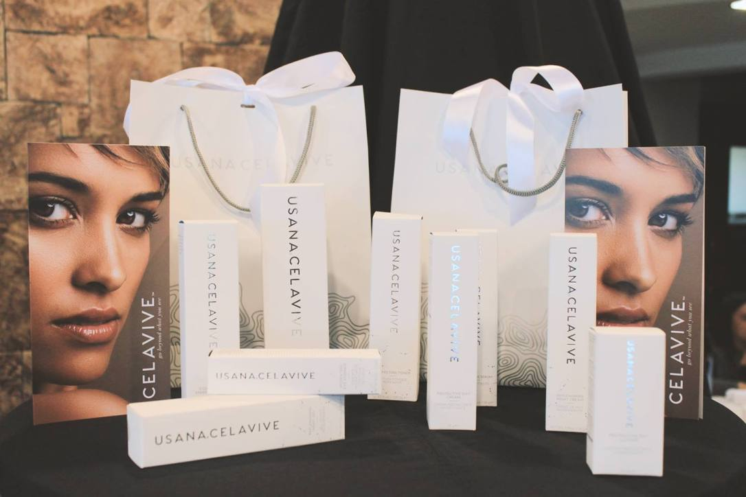 USANA Celavive, skincare products, skin care, skin care regimen