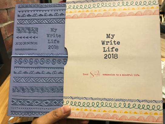 My Write Life 2018, Mercury Drug planner 2018, Mercury Drug 2018 planner, Mercury Drug Suki Card, Mercury Drug organizer 2018