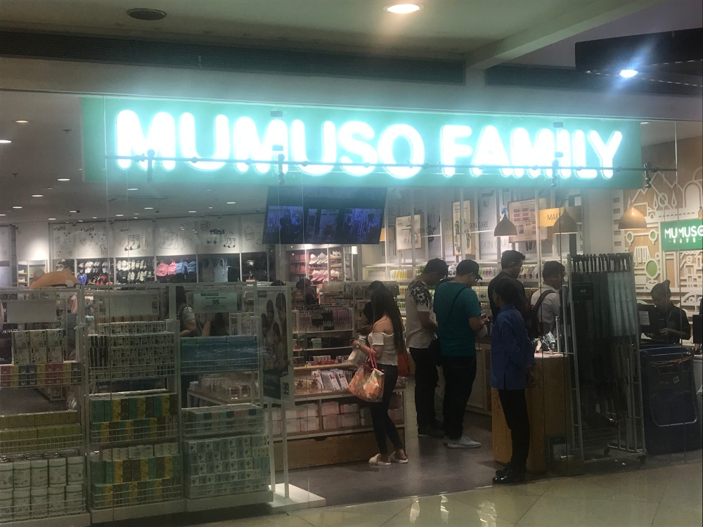 Mumuso trinoma, mumuso Philippines, items in mumuso, mumuso products, beauty products mumuso, product price mumuso