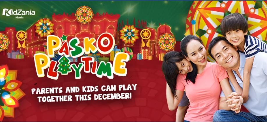 Pasko Playtime at KidZania Manila (3)